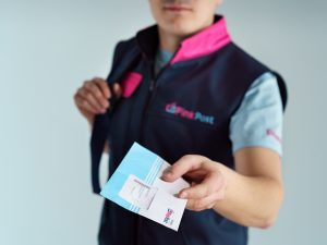 Pink Post – TCE  postal and courier in Romania