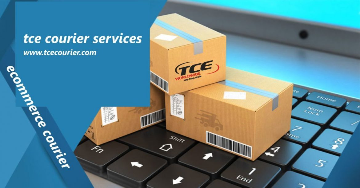 ecommerce courier