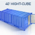 container china 40